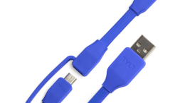 A Single TYLT SYNCABLE-DUO Charge-and-Sync Cable Is All You Need