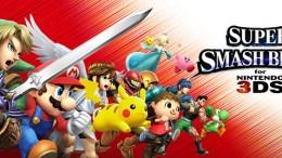 Super Smash Bros. Nintendo 3DS Demo Details