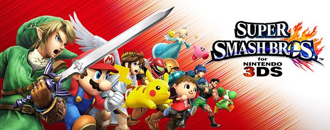 GearDiary Super Smash Bros. Nintendo 3DS Demo Details