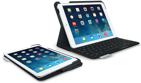 Get to Work with the Logitech Ultrathin Keyboard Folio for iPad Air