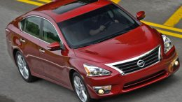 2014 Nissan Altima 2.5 SL One of Its Best