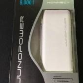 Juno Power Konnect Two 9000 External Battery Has Power to Spare
