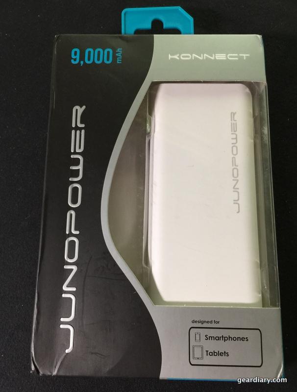 Juno Power Konnect Two 9000 External Battery