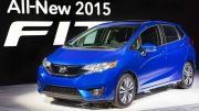 2015 Honda Fit Too Cool for School - and Maybe Me