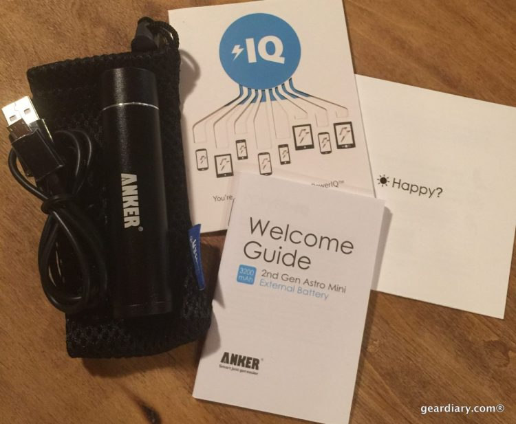Anker Astro Mini 3200 External Battery Review Power in a Tube!.31