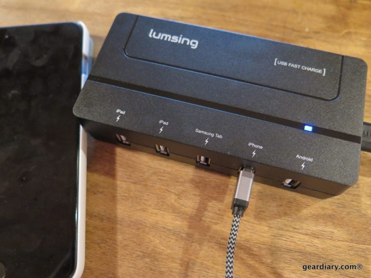 Gear Diary Reviews the Lumsing 5 Port USB Travel Charger-006