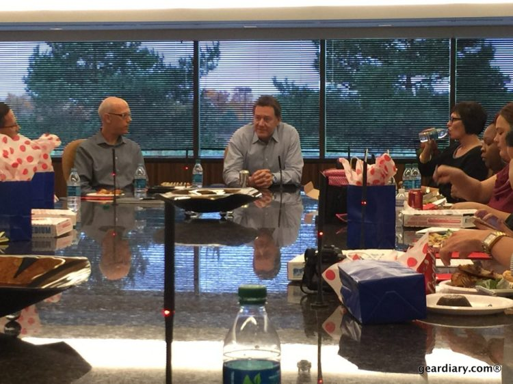 Gear Diary at Domino's Pizza Blogger Day 2014.49