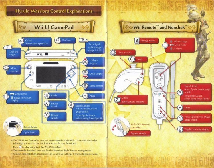 Hyrule Warriors Review on Nintendo Wii U