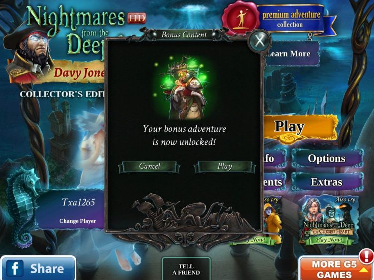 GearDiary Go Under The Sea With My New Fave - Nightmares from the Deep 3 Davy Jones!