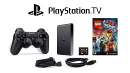 GearDiary PlayStation TV Offers Gaming Options with Video Streaming