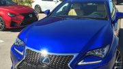 All-New 2015 Lexus RC 350 and RC F Sport Coupes 'Bring It'