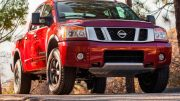 2014 Nissan Titan PRO-4X and a Salute to Project Titan