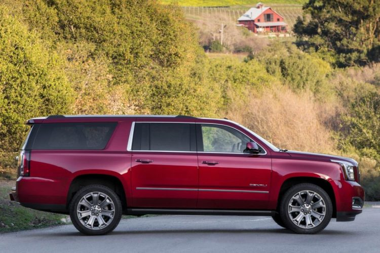 GearDiary 2015 GMC Yukon XL Denali Is All New, and So Is the 2015