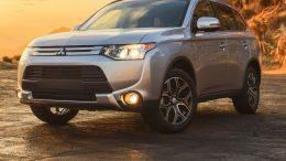 2015 Mitsubishi Outlander Is a Pleasant Surprise