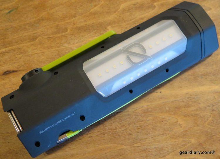 Gear Diary Reviews the Goal Zero Torch 250 USB Power Hub and Flashlight-006