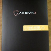 Armorz Stealth Extreme Lite Glass Screen Protector for iPhone 6 and 6 Plus