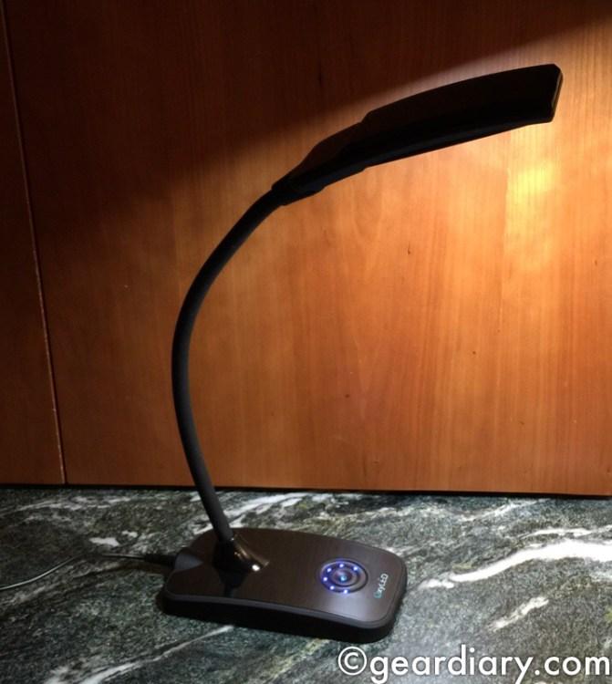 OxyLED T120 Desk Lamp