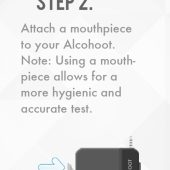 Alcohoot Puts Police Grade Breathalyzer Technology in Your Hand
