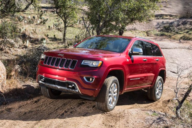 2015 Jeep Grand Cherokee Summit California Edition/Images courtesy Jeep