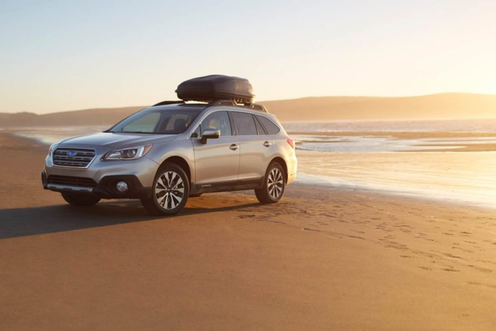 2015 Subaru Outback The Next Generation Swiss Army Knife