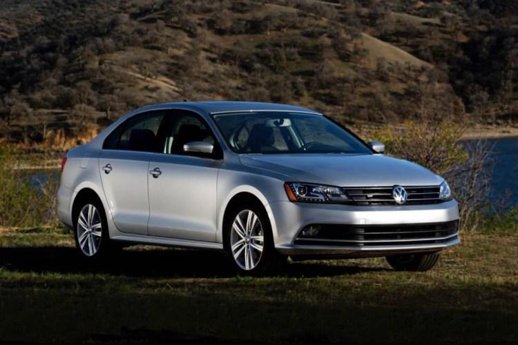 2015 Volkswagen Jetta TDI/Images courtesy Volkswagen