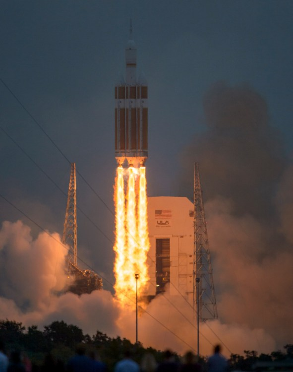 Thoughts on the Orion Spacecraft Launch from a Space Shuttle Fan