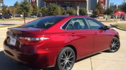2015 Toyota Camry Even More of a Good Thing