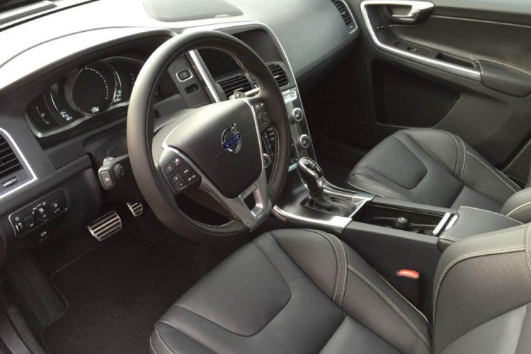 2015.5 Volvo XC60 interior/Image by Author