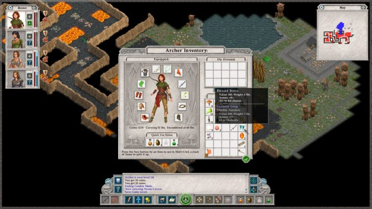 Avernum 2: Crystal Souls Takes Us Back to the Massive Subterranean World!  Avernum 2: Crystal Souls Takes Us Back to the Massive Subterranean World!  Avernum 2: Crystal Souls Takes Us Back to the Massive Subterranean World!
