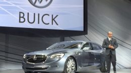 The Buick Avenir Concept: A Flagship That Explores Technology and Comfort