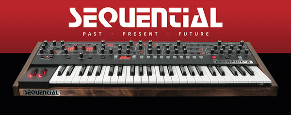 Dave Smith Sequential Prophet 6