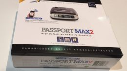Escort Passport Max2: Rethink Your Driving Strategy with a Smarter Radar Detector