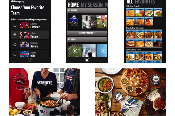NFL Homegating