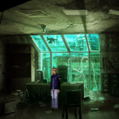 Wadjet Eye Announces Their Next Adventure: Cyberpunk Thriller Technobabylon
