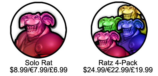 Ratz Instagib Steam Early Access is Here, and it's Pure Carnage!