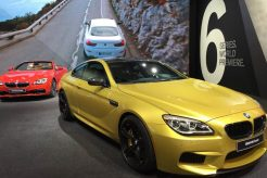 BMW 6-series Debut
