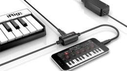 IK Multimedia Announces iRig PowerBridge Universal Charging Solution