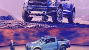 Ford Debuts F-150 Raptor, Shelby GT350R and new GT Supercar