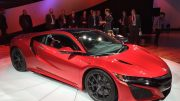 Acura Debuts Production Unit NSX...Finally