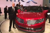 Lincoln MKX debut