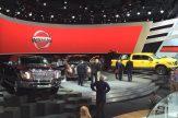 Nissan Titan display