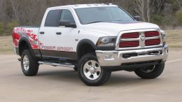 2015 Ram 2500 Power Wagon Reports for Duty