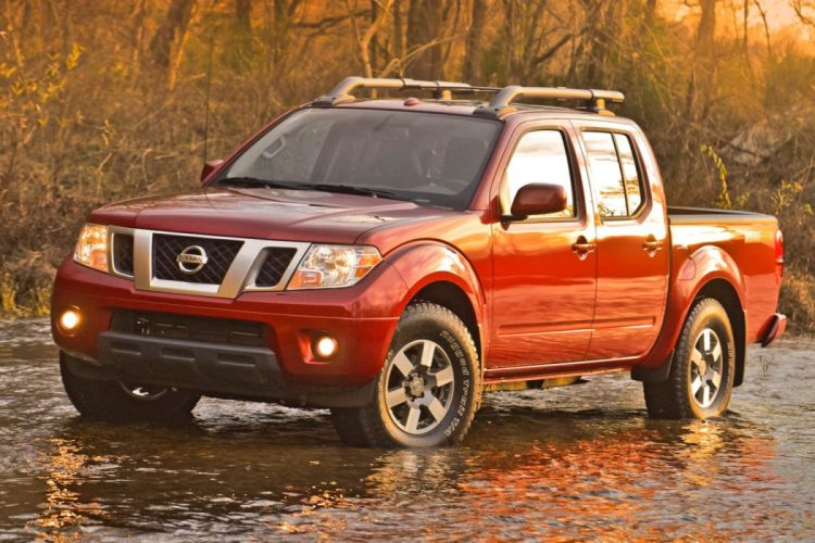 design fast front new lane off frontier truck the shows nissan