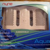 NYNE Aqua Review: A Submersible Speaker Ready for Aquatic Fun!