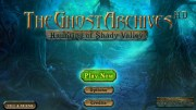 The Ghost Archives: Haunting of Shady Valley Brings Chills to the Mac!