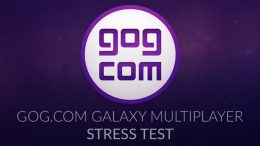 GearDiary Help Out GOG.com with Their Galaxy Multiplayer Stress Test!