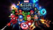 Marvel Mighty Heroes Game Announcement