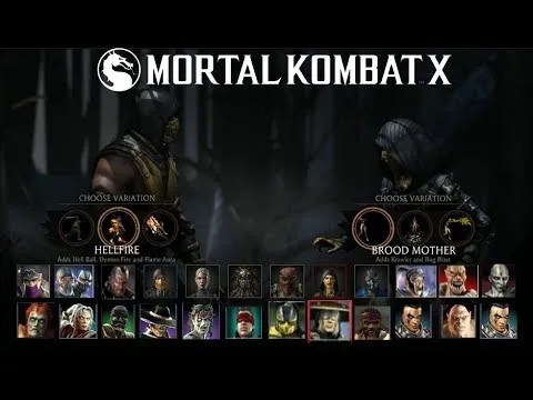 GearDiary New 'Mortal Kombat X' Characters & Features Revealed!