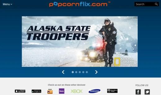 PopcornFlixPlayStation
