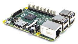 GearDiary Raspberry Pi Model B Version 2 Now Available -- if You Can Find It